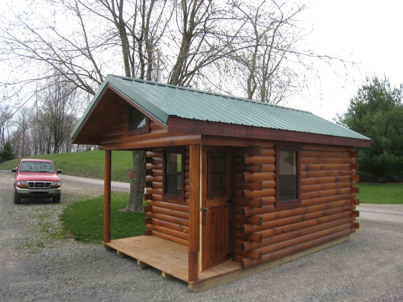 trophy amish cabins llc special promotion10 x 16 160 sq ft