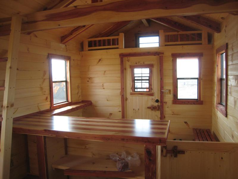 how to build a office cabin site au