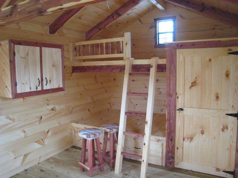 Trophy Amish Cabins, LLC - SPECIAL PROMOTION10' X 16' (160 sq/ft