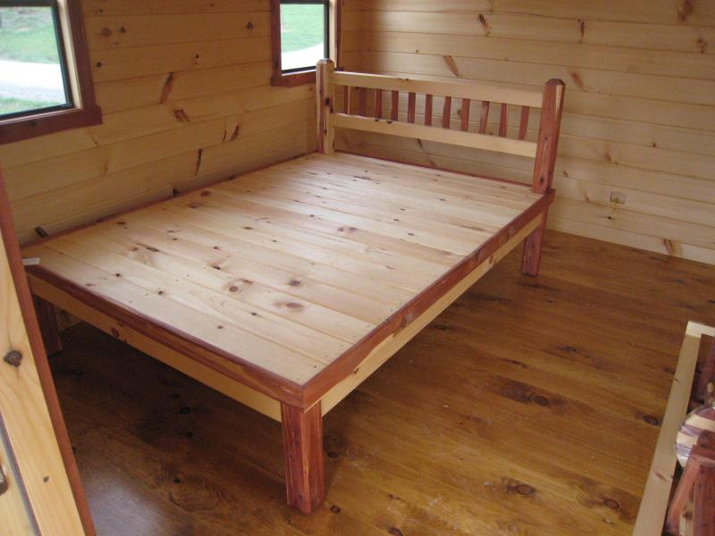 Queen Bed Frame 800 x 600