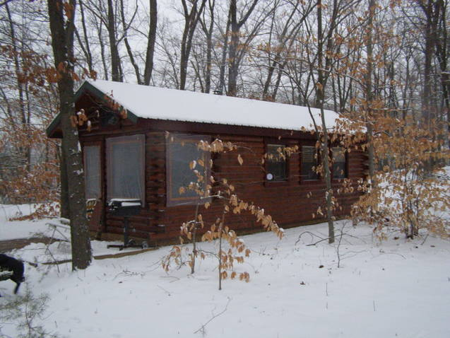 Trophy Amish Cabins Llc 10 X 26 Hunter 260 S F